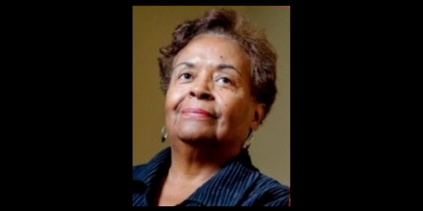 Joyce Ladner, first woman to serve as President of Howard University
