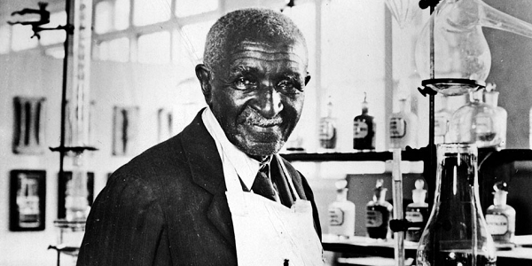 George Washington Carver, inventor